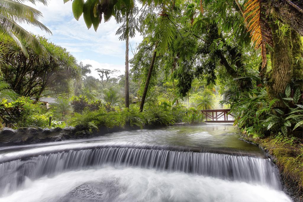 Costa Rica Volcano Hot Springs
