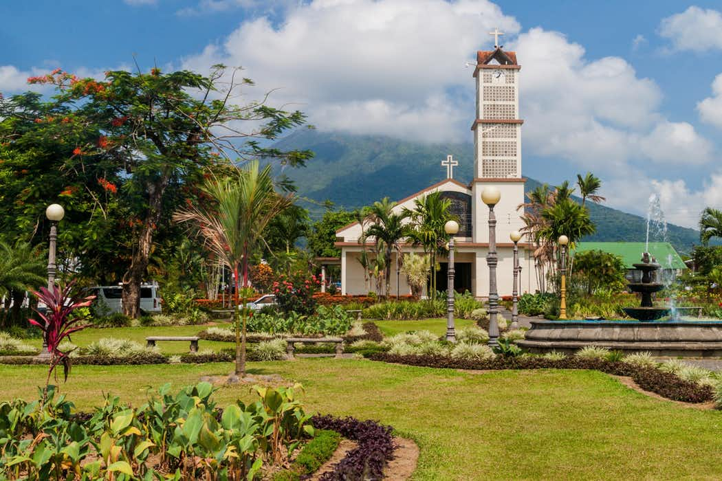 The best things to do in La Fortuna Costa Rica